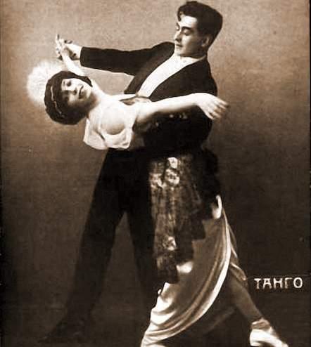LITTLE TEL-AVIV MILONGA @ FISHKA 14.04// Special Dish//free tango lesson