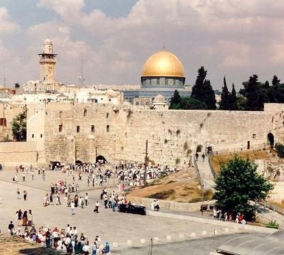 Экскурсия к Храмовой Горе