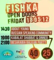 Fishka's Doors Open Day House