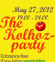 Kolhoz Party @Fishka // Free Milk!
