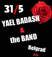 Yael Badash & the Band at Fishka