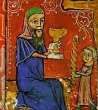 Сад в пустыне - еврейская поэзия средних веков.