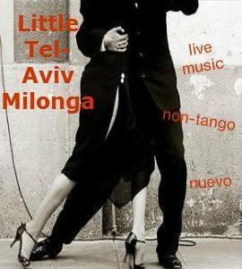 Little Tel-Aviv Milonga @ Fishka|| Non-tango/Nuevo|| Live Music
