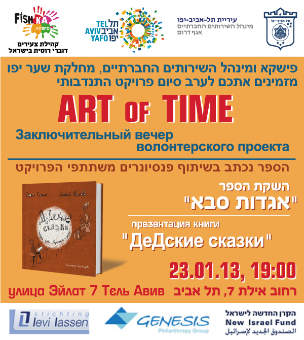 Closing event of Art of Time-2 project