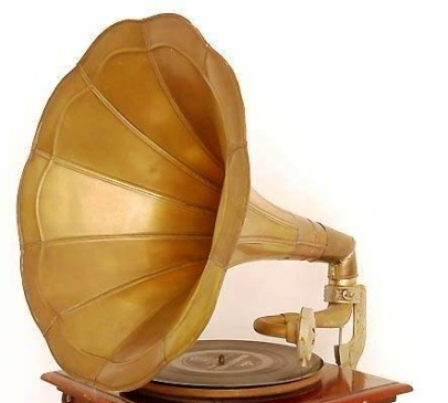 Vinyl history - musical lecture by E.Davidovitch